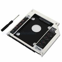 2nd HDD SSD Hard Drive Caddy Adapter for Apple MacBook pro A1286 mid 2011 2012