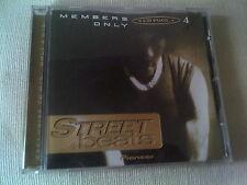 CD POOL - STREET BEATS VOL.4 - CD ALBUm - AALIYAH/NICOLE RENEE/DRU HILL/JAY-Z