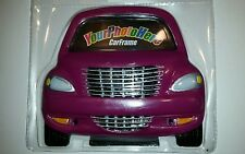 PT CRUISER car picture photo display frame with easel stand