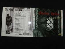 CD CHARLES WALKER / I'M AVAILABLE /