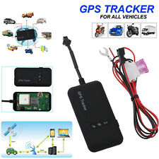 Mini Realtime Car GPS GSM Tracker Locator Vehicle/Motorcycle Tracking Device