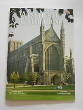 VINTAGE GUIDE TO WINCHESTER CATHEDRAL - EXCELLENT CONDITION