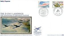 D-Day Landings Anniversary cover, Bayeux pk