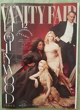 Gal Gadot, Tom Hanks, Claire Foy, Nicole Kidman Vanity Fair Magazine March 2018