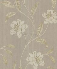 Paper Bedroom Floral Vinyl Coated Wallpaper Rolls & Sheets