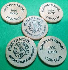 Wooden Nickels Nor-Cal, Niagara Frontier, pet grooming