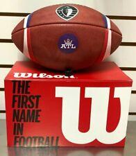 Atlanta Legends Wilson Football