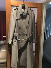 Jasper Conran Size 20 Grey Coat