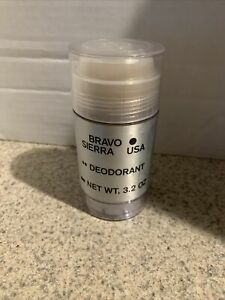 BRAVO SIERRA Deodorant 3.2 oz (C)