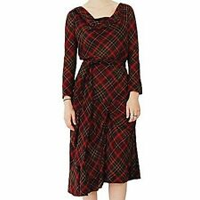 Vivienne Westwood abito balze, drape dress SIZE 42