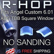 RHOP Fit Angle Custom 6.01 AEG TBB Square Window Airsoft Barrel NO Sanding R-Hop