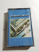 The Beatles 1967-1970 (EMI, 1973) Cassette Tape (1 of 2)