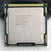 Intel Core i7-880 Quad Core 3.06GHz 8MB Socket LGA1156 95W SLBPS B1 45nm CPU