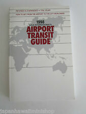 Salk International Travel AIRPORT TRANSIT GUIDE 1998 from airport to city int'l