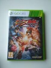 Street Fighter X Tekken Xbox 360 Neuf