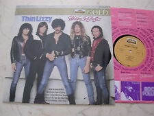 THIN LIZZY whisky in the Jar Unique Allemand Karussell or étiquette LP