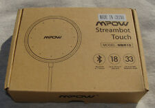 Mpow Streambot Touch MBR10 Bluetooth 4.1 Receiver, MINI Audio Adapter/Car Kit