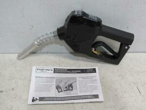 "OPW Black 3/4"" NPT Gasoline Dispensing Nozzle 11BP-0400"