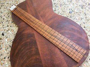 """Brazilian Rosewood Fretboard. Fender 25.5."""""""
