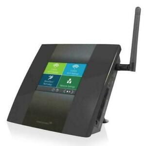 Amped Wireless High Power Touch Screen Wi-Fi Range Extender AC750