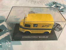 New ListingMiniature car truck citroen hy type h michelin at 1/43