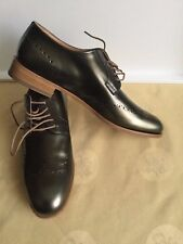 Stunning shoes Max Mara Women's, bronze color, size 41, leather  Scarpe Donna