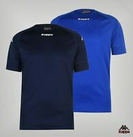 Mens Kappa Pull Over Short Sleeves Crew Neckline T Shirt Sizes from S to XXXL
