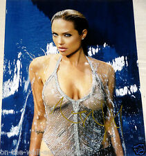 ANGELINA JOLIE HOT SEXY HAND SIGNED AUTOGRAPHED 11X14 PHOTO! WITH PROOF + C.O.A.
