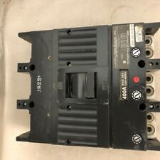 General Electric TJJ436400 MOD. 5 Circuit Breaker 400 Amp 600 VAC 3 pole