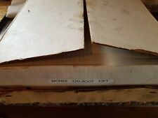 120-2 COTTERED MORSE ROLLER CHAIN 10FT. BOX
