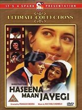 HASEENA MAAN JAAYEGI - SHASHI KAPOOR - BABITA - NEW BOLLYWOOD DVD - FREE POST UK