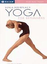 Yoga Journal: Yoga for Beginners DVD (2005) Patricia Walden