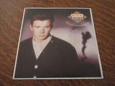 45 tours RICK ASTLEY whenever you need somebody