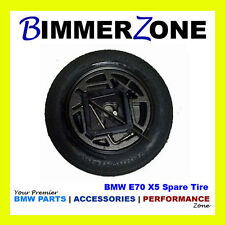 BMW F15 X5 2014+ Emergency Space Saver Spare Tire with Jack & Iron - NEW