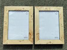 Marks & Spencer Wooden 5x7 Photo Frames, Brand New, x2