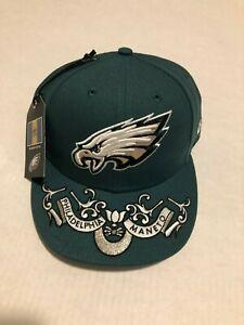 Philadelphia Eagles New Era 2019 NFL Draft On-Stage 59fifty Low Profile 7 1/2