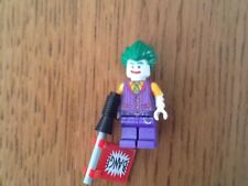 LEGO THE BATMAN MOVIE MINIFIGURE - JOKER FROM 70906