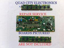 TNPA5351 TNPA5336 TNPA5337 Repair Service TC-P50S30 TC-P50ST30 7 BLINKS