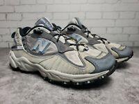 New Balance 470 Women Running Shoes Size US 9 Gray Blue CW470GF