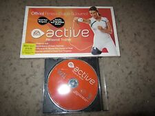 Wii Active Personal Trainer Nintendo Wii With NEW Strategy Guide