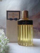 BALENCIAGA Le Dix EDT 50ml Priceless Vintage 1950-60s New Not Mint Embossed Box