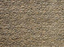 Faller 222566 ESCALA N, Placa de pared mampuesto 25x12, 5cm 1qm =