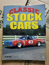Classic Stock Cars by Dr. John Craft 1997 Softcover 128 pages Early years - 1997