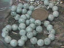 6mm Larimar Round Beads (10) TEN BEADS