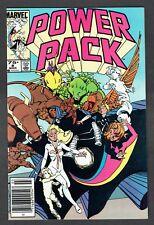 Power Pack #8 Marvel Comics 1985 VF/NM Cloak & Dagger App Canadian Price Variant