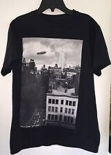 Zoo York T-Shirt Mens Size Small New York Scene Black