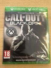 Call of Duty Black Ops 2 (Xbox 360/Xbox One) Nuevo Y Sellado-En Stock ahora-PAL