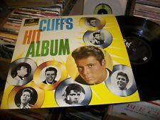 CLIFF RICHARD- HIT ALBUM VINYL ALBUM