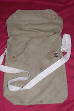 WWII 1942 Map Document Pouch Holder Case US Army USGI Jeep Vehicle Papers WW2
