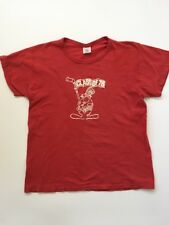 "Vintage Class of ""78"" T-Shirt, Red, Large Sport-T Stedman Usa Made"